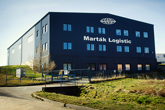 Marták Logistic s.r.o. - Freight transport services, forwarding, storage